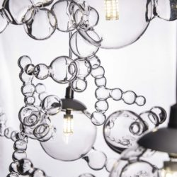 Подвесной светильник «Bolle Trio»