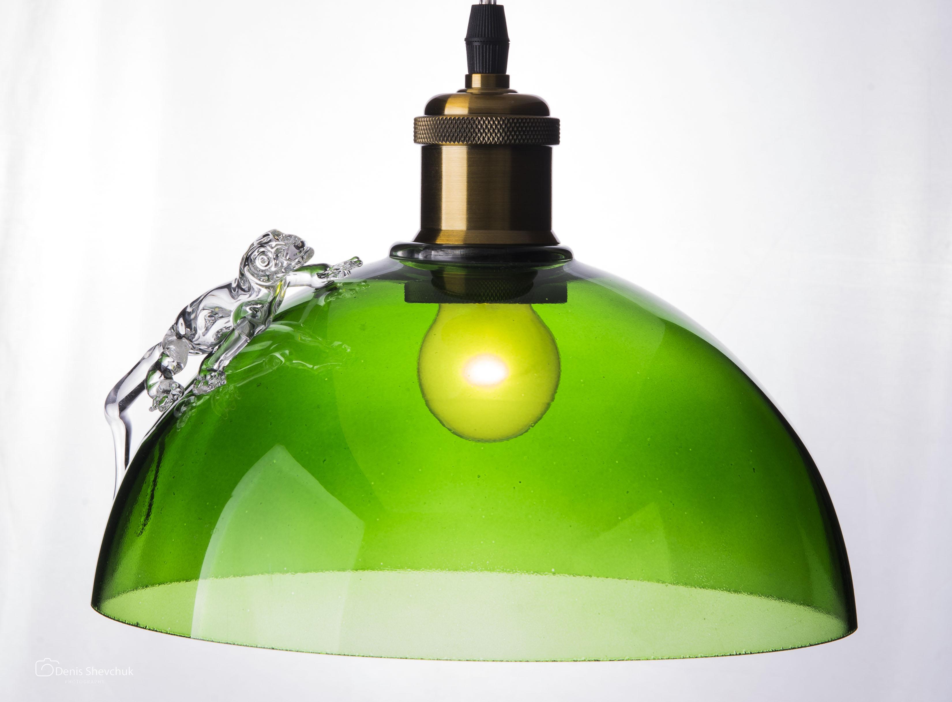 Подвесной светильник «Lucertola» 02018007