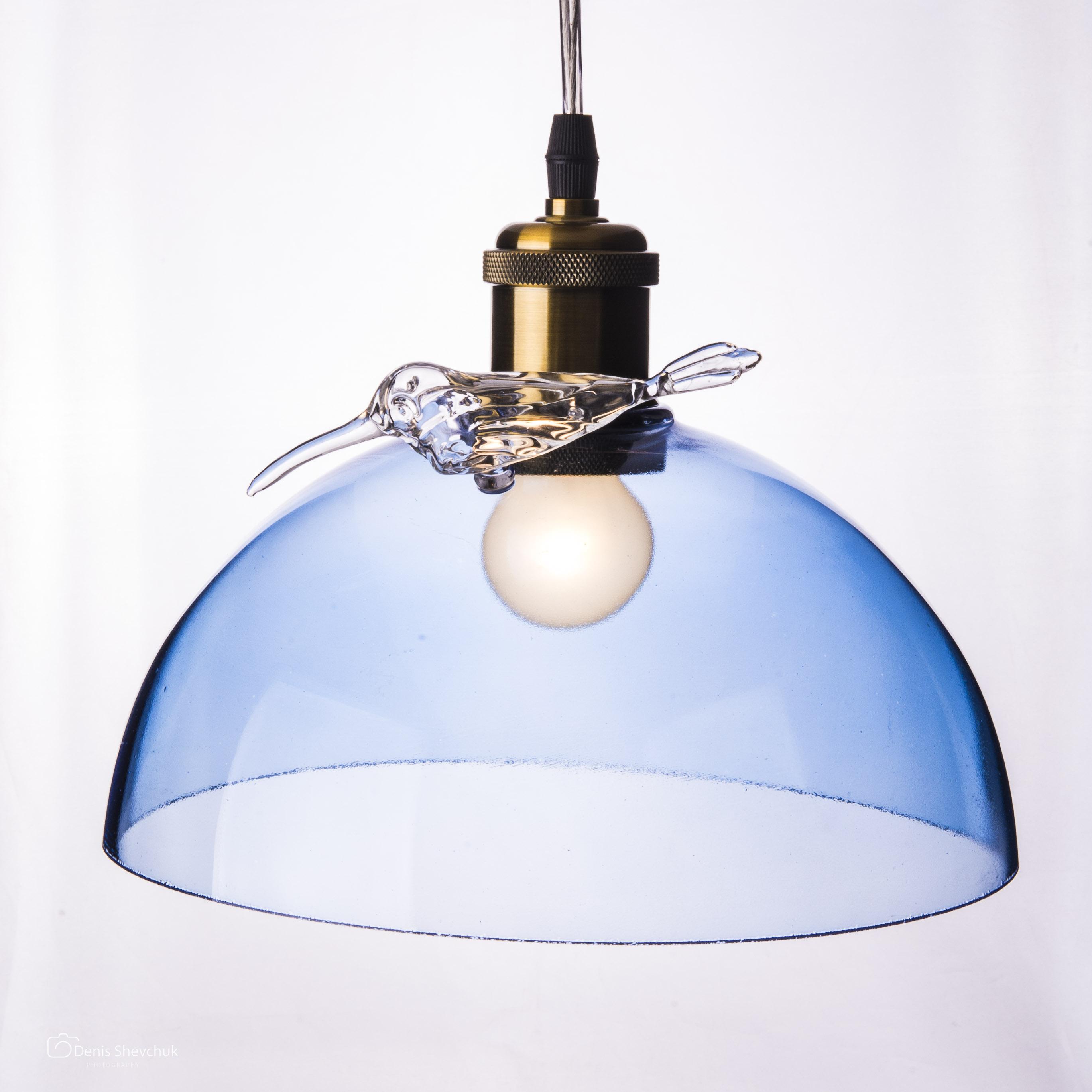 Подвесной светильник «Uccello» 02018009
