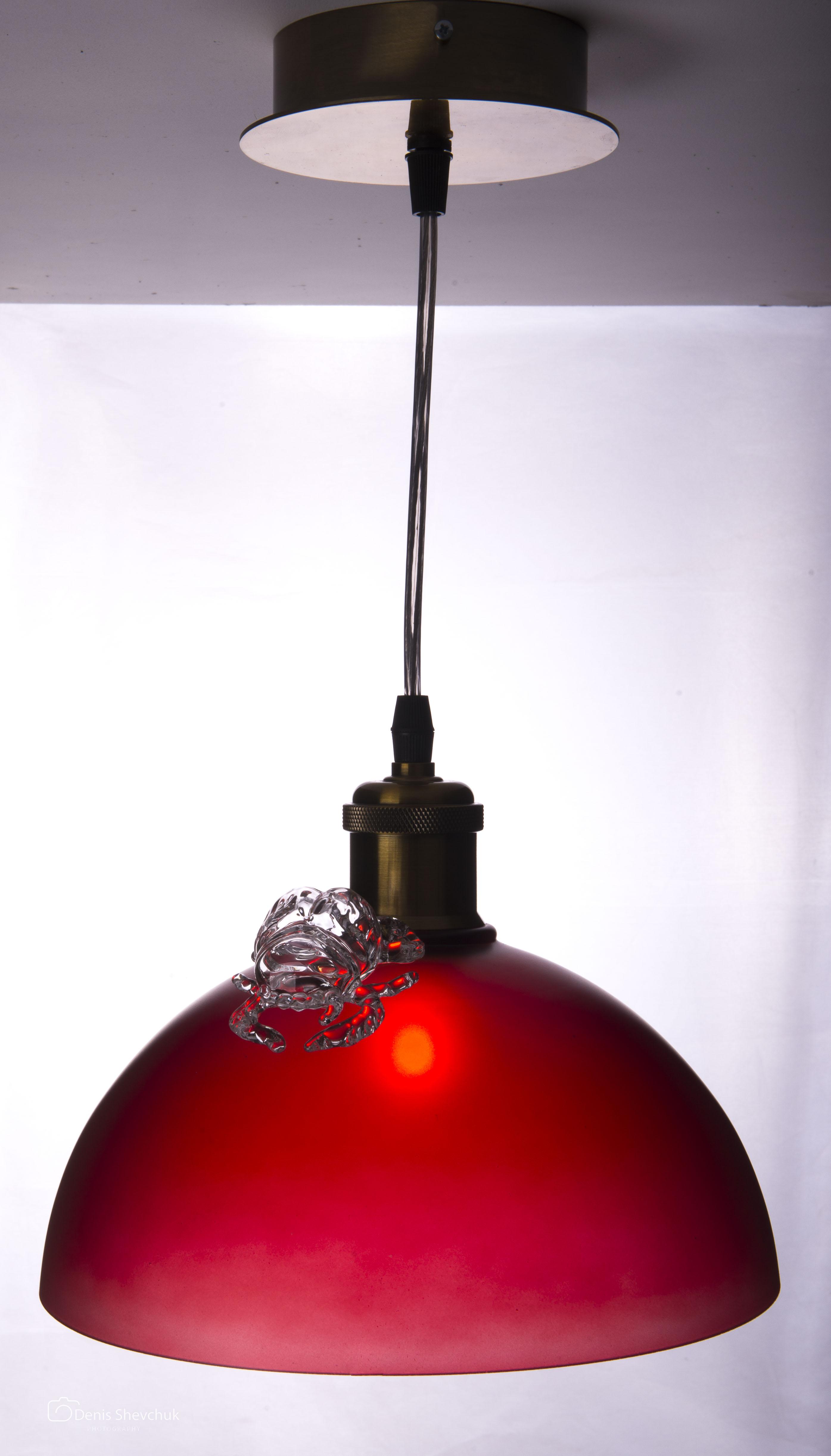 Подвесной светильник «Scarabeo 2» 02018012