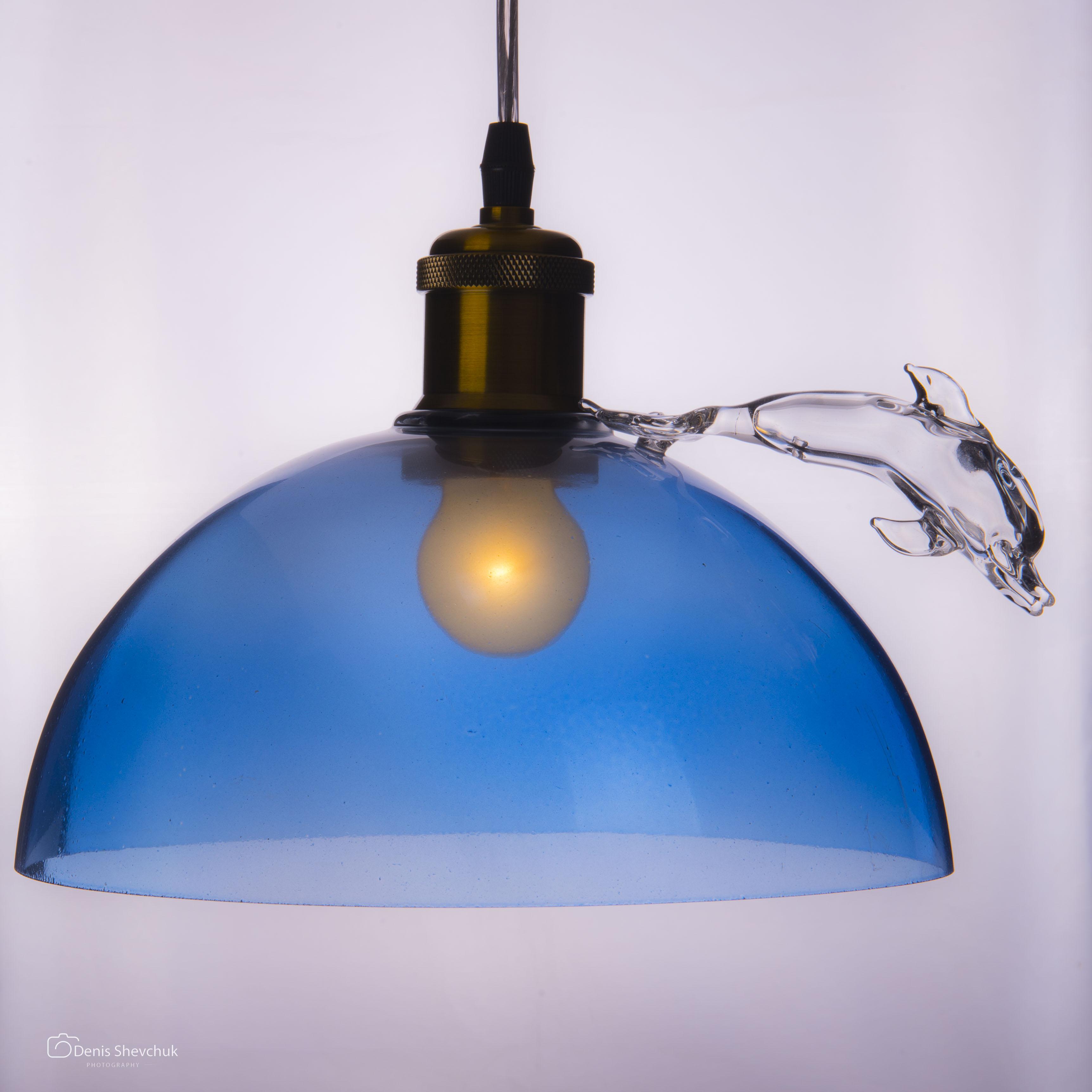 Подвесной светильник «Delfino» 02018013