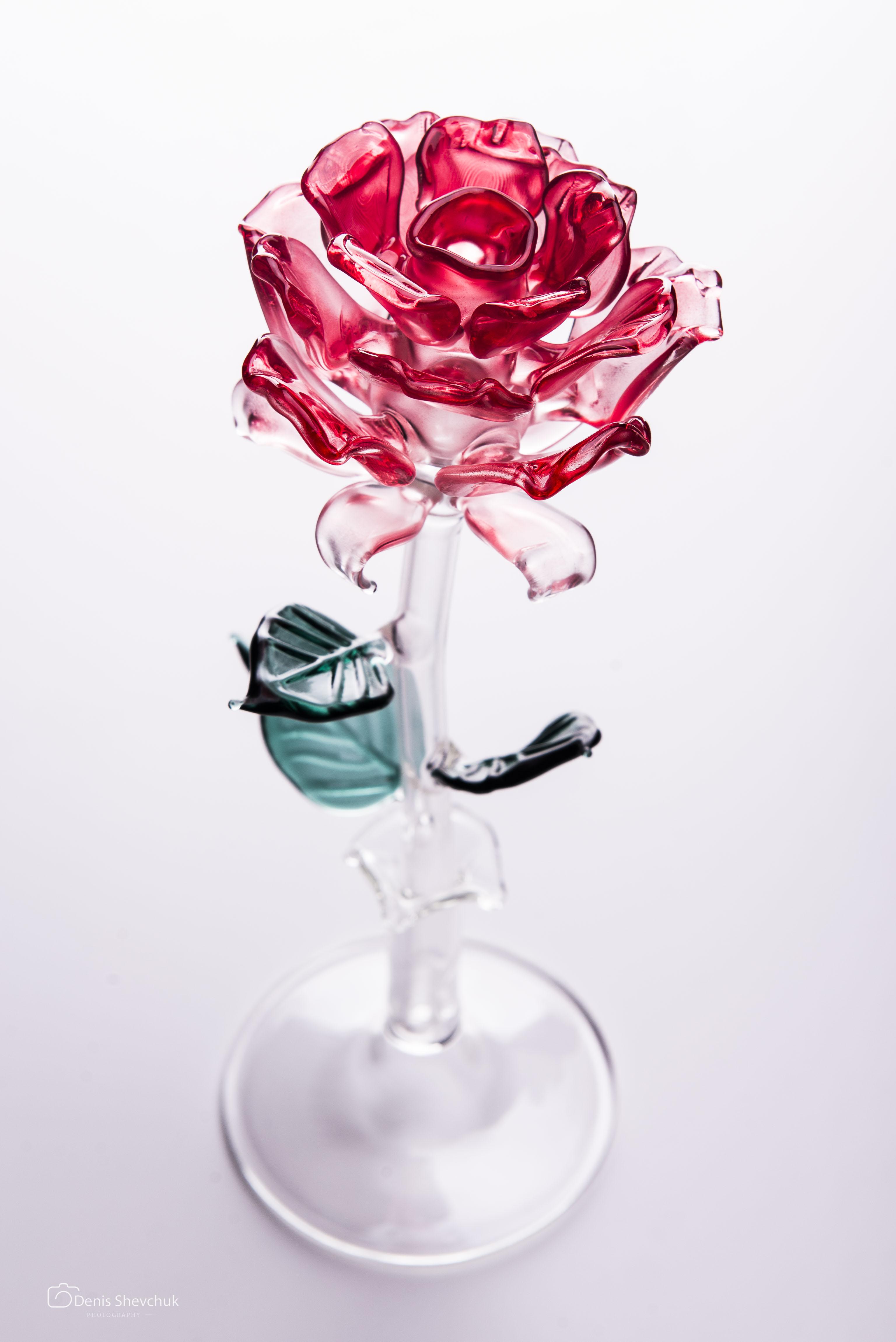 Сувенир «Роза 3»