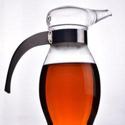 заварочный чайник из боросиликатного стекла