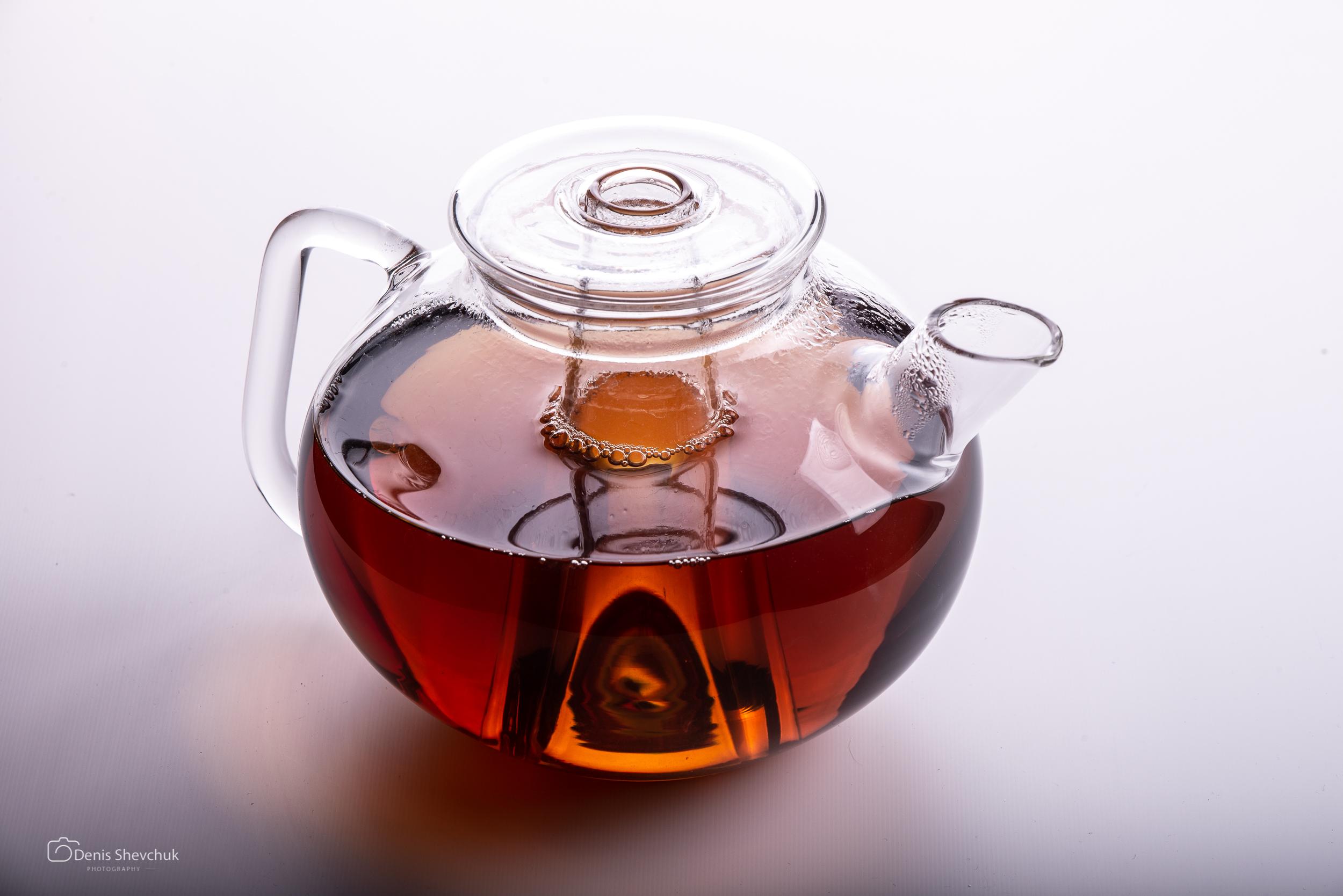 Заварочный чайник 28