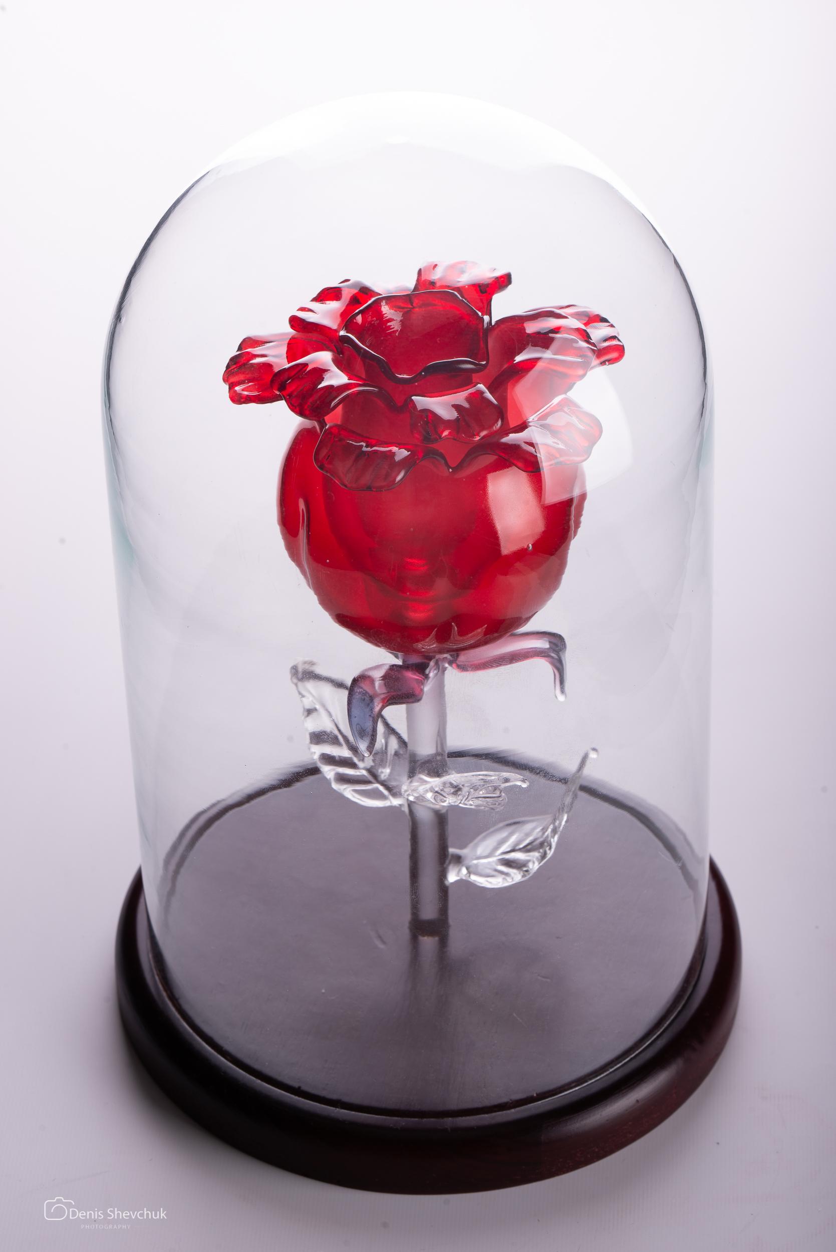 Сувенир «Вечная роза 5»