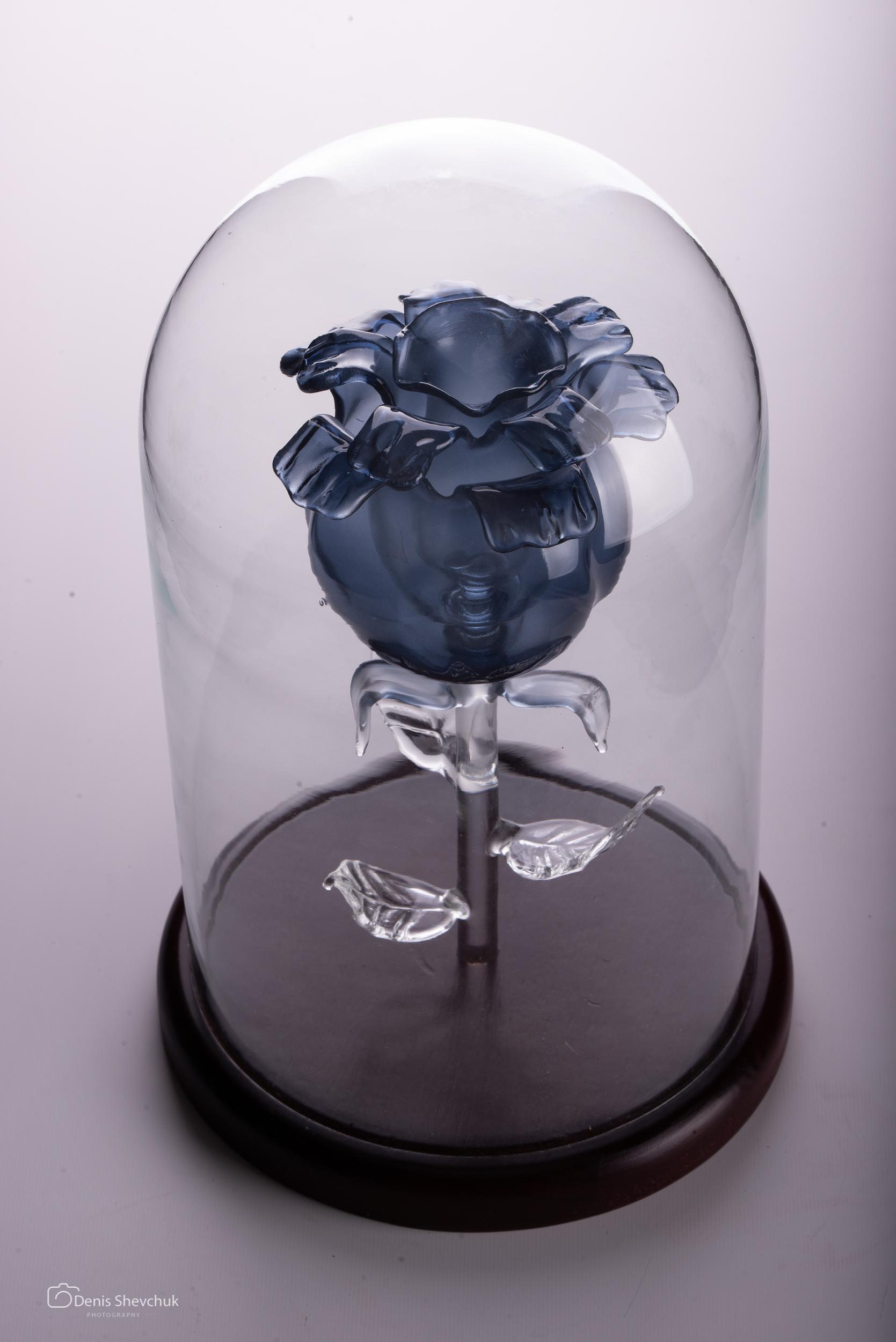 Сувенир «Вечная роза 8»