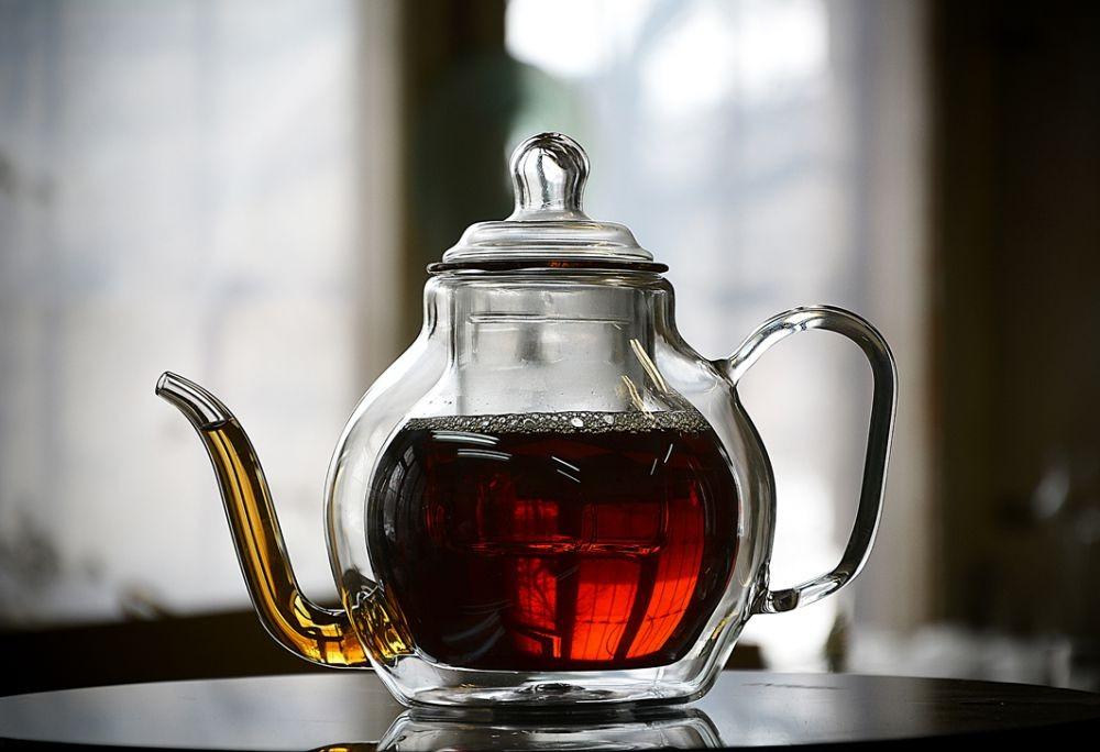 Заварочный чайник 5