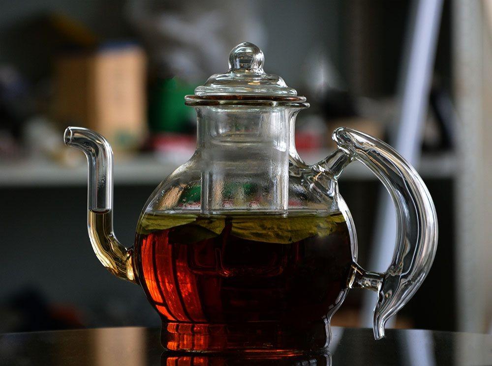 Заварочный чайник 6