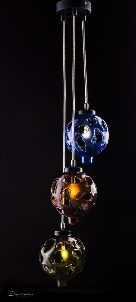 Подвесной светильник Buchi trio