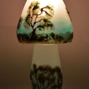 Светильник «Emile Galle»