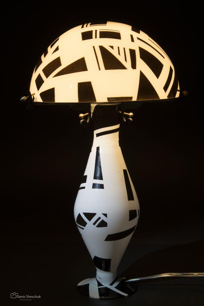 Настольная лампа «Fungo»