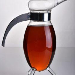 Заварочный чайник на ножках малый Penguin