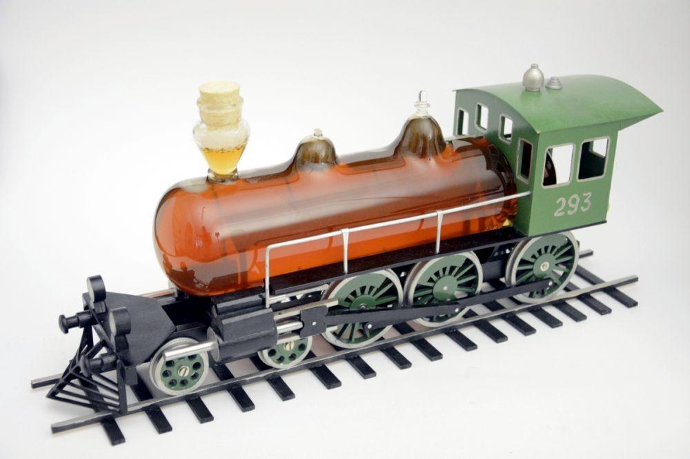 Модель паровоза