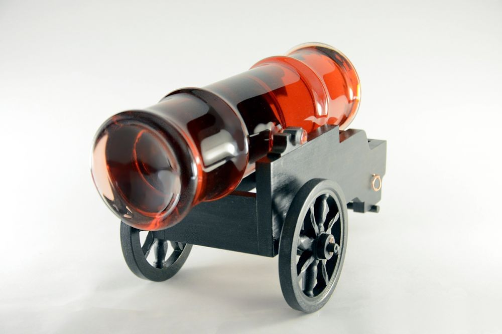 Модель пушки