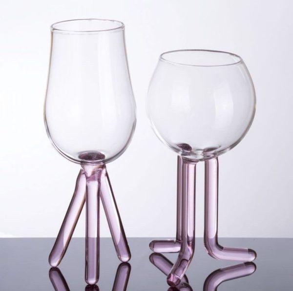 Набор бокалов для пары Rosa